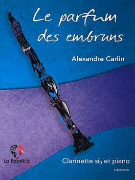 Le parfum des embruns - Clarinette et piano - laflutedepan.com