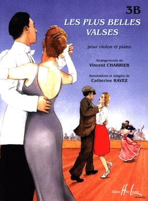 Les plus belles valses - 3b -Violon Vincent Charrier laflutedepan
