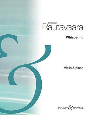 Whispering - Violon et piano - laflutedepan.com