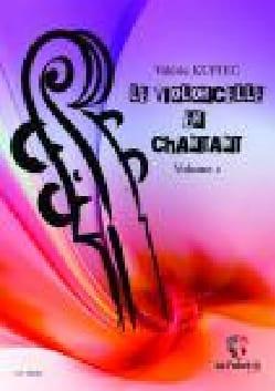 Le Violoncelle en Chantant Volume 2 Valérie Kupiec laflutedepan