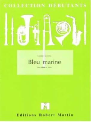 Bleu marine - Fabrice Kastel - Partition - Violon - laflutedepan.com