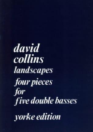 Landscapes - David Collins - Partition - laflutedepan.com