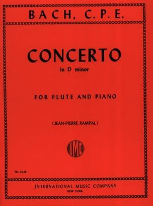 Concerto In D Minor - Flute Piano laflutedepan