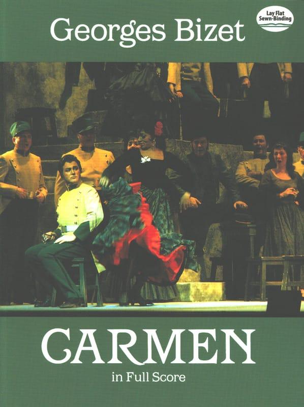 Carmen - Full Score - BIZET - Partition - laflutedepan.com