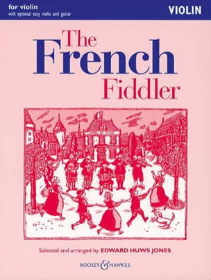 The French Fiddler Huws Jones Edward Partition Violon - laflutedepan