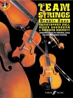 Team Strings - Double Bass with CD laflutedepan