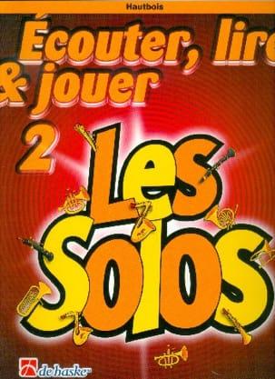 Ecouter Lire et Jouer - Les Solos Volume 2 - Hautbois laflutedepan