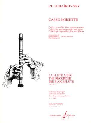 Casse-Noisette - fl. à bec sopr. TCHAIKOVSKY Partition laflutedepan