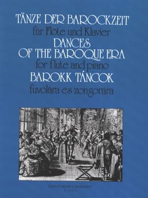 Dances of the Baroque Era - Flûte et Piano Partition laflutedepan