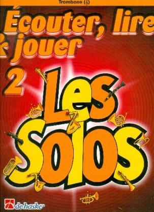 Ecouter Lire et Jouer - Les Solos Volume 2 - Clarinette laflutedepan