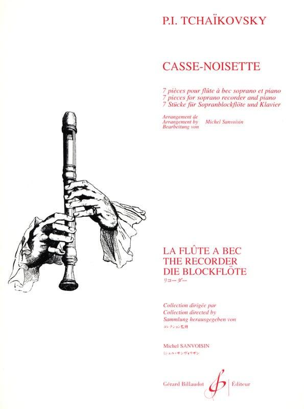 Casse-Noisette - fl. à bec sopr. - TCHAIKOVSKY - laflutedepan.com