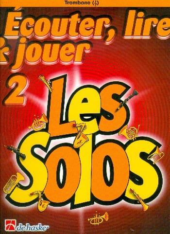 Ecouter Lire et Jouer - Les Solos Volume 2 - Clarinette - laflutedepan.com