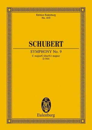 Symphonie Nr. 8 Früher 7 O. 9 C-Dur - SCHUBERT - laflutedepan.com