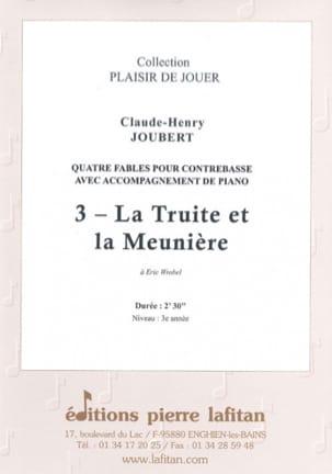 Claude-Henry Joubert - マスとミラー - Partition - di-arezzo.jp