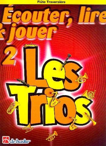 Ecouter Lire et Jouer - Les Trios Volume 2 - 3 Flûtes - laflutedepan.com