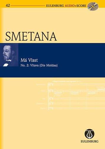 Ma Vlast N° 2 : Vltava Die Moldau - SMETANA - laflutedepan.com
