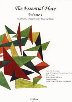 The essential Flute - Volume 1 Partition laflutedepan