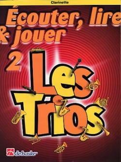 Ecouter Lire et Jouer - Les Trios Volume 2 - 3 Clarinettes laflutedepan