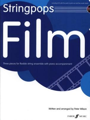 Stringpops Film Peter Wilson Partition Sextuors - laflutedepan