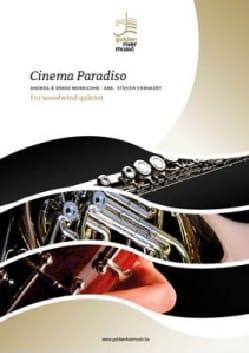 Cinema Paradiso - Quintette à vents Ennio Morricone laflutedepan