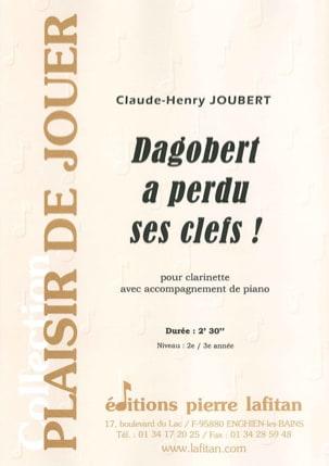 Claude-Henry Joubert - Dagobert lost his keys - Partition - di-arezzo.co.uk