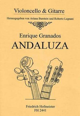 Andaluza GRANADOS Partition 0 - laflutedepan
