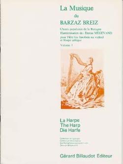 La Musique du Barzaz Breizh - Volume 1 Partition laflutedepan
