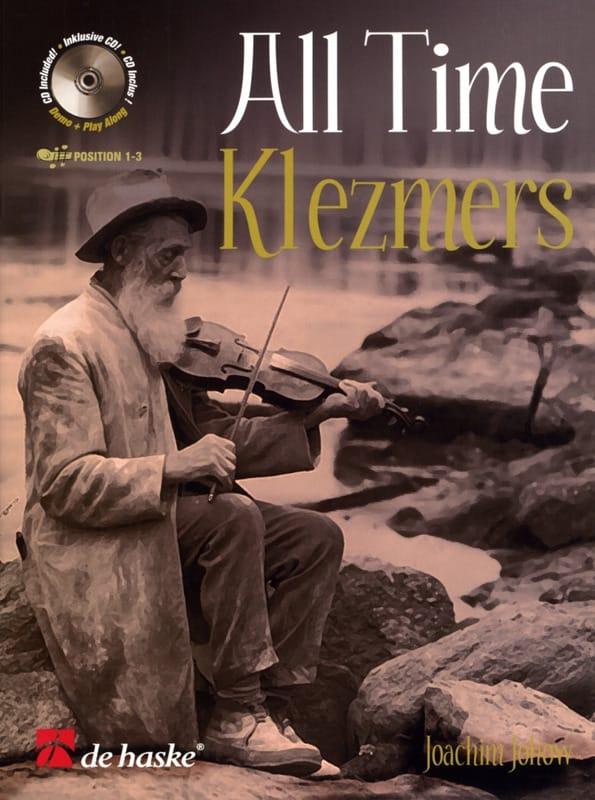 All time Klezmer -Violon - Joachim Johow - laflutedepan.com
