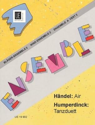 Air aus Rinaldo / Tanzduett aus Hänsel und Gretel - laflutedepan.com