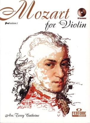 Mozart for Violon MOZART Partition Violon - laflutedepan