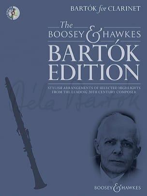 Bartok for Clarinet - Clarinette et piano BARTOK laflutedepan