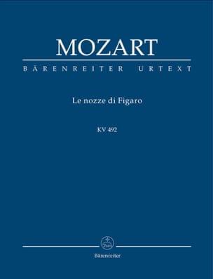 Les Noces de Figaro MOZART Partition Petit format - laflutedepan