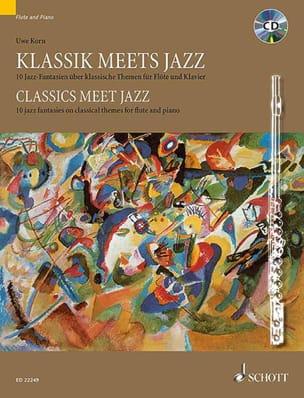 Klassik meets Jazz - Partition - laflutedepan.com