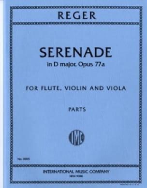 Serenade in D major op. 77a -Flute violin viola - Parts - laflutedepan.com