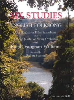 6 Studies In English Folksong - Cor Anglais et Cordes - laflutedepan.com