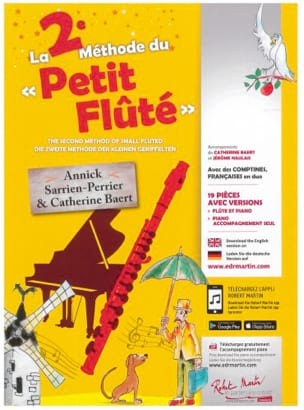 - The 2nd Method of Little Flute - Partition - di-arezzo.com