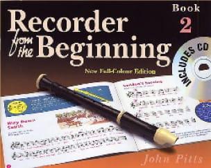 Recorder From The Beginning Book 2 - John Pitts - laflutedepan.com