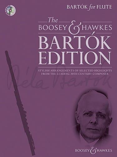 Bartok for Flute - Flûte et piano - BARTOK - laflutedepan.com