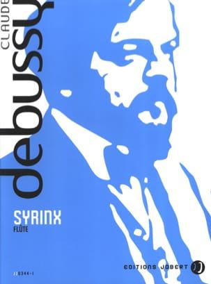 Syrinx - Flûte Seule DEBUSSY Partition laflutedepan