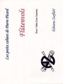 Flutenvols - Flûte A Bec Soprano Pierre Picard Partition laflutedepan