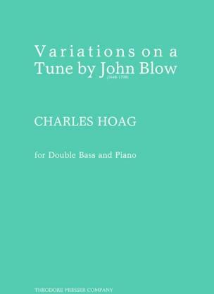 Variations On A Tune By John Blow - Charles Hoag - laflutedepan.com