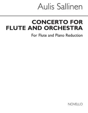 Concerto for flute op.70 - Flute piano - laflutedepan.com