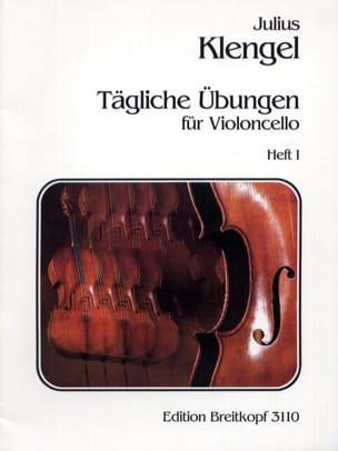 Tägliche Übungen - Heft 1 Julius Klengel Partition laflutedepan