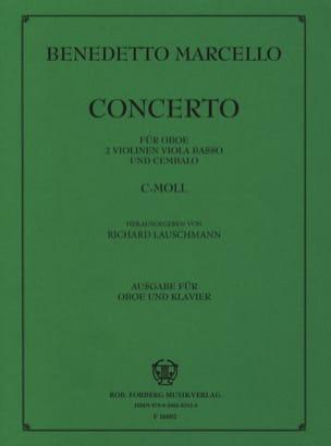 Concerto c-Moll für Oboe - Oboe Klavier laflutedepan