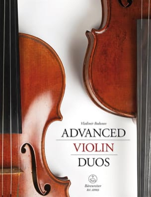 Advanced Violin Duos Partition Violon - laflutedepan