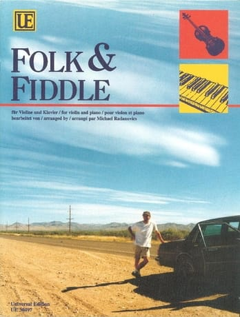 Folk & Fiddle - Violon - Michael Radanovics - laflutedepan.com