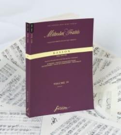 Méthodes et Traités Volume 4 - Basson Partition laflutedepan