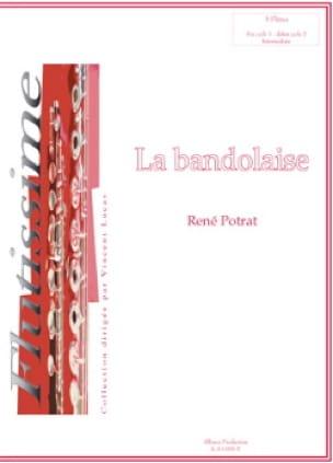 La Bandolaise - René Potrat - Partition - laflutedepan.com