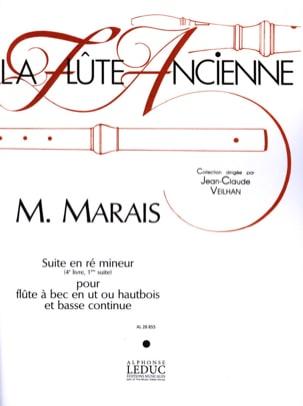Suite en ré mineur - Flûte à bec ou hautbois et Bc laflutedepan
