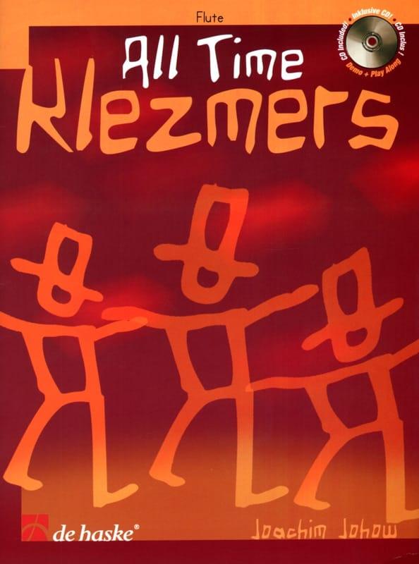 All time Klezmer - Flute - Joachim Johow - laflutedepan.com